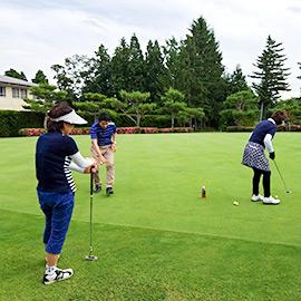 第24回 ジョイ&ビギナーズゴルフ(7月30日 日曜 午後3時55分放送)