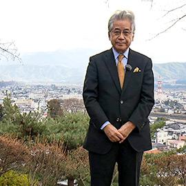 新春トップインタビュー2018(1月2日 火曜 午後5時30分)