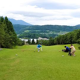 第25回 ジョイ&ビギナーズゴルフ大会(7月28日 土曜 午後3時30分)