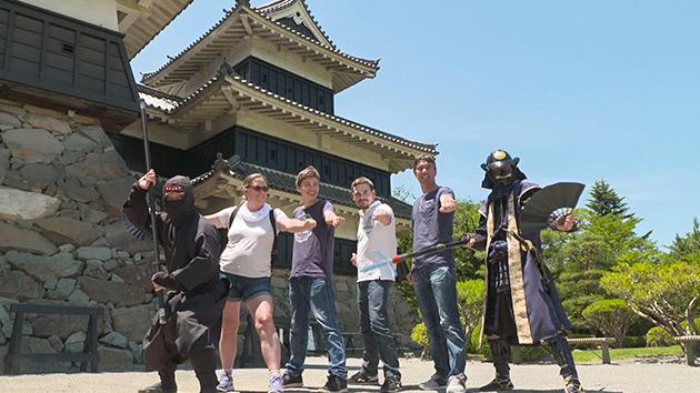 ぐるっと松本 県内で一番外国人観光客が訪れるまちのヒミツ