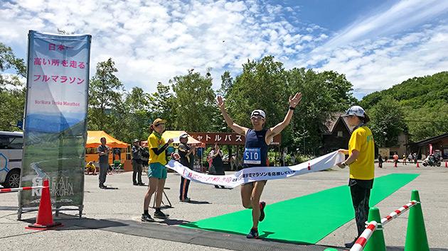 第13回乗鞍天空マラソン(8月4日 土曜 午後2時)