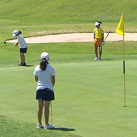 第9回 abn佐久市ジュニアゴルフ大会(8月25日 土曜 午後3時)