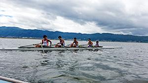 さらなる高みを目指して NTT東日本漕艇部の挑戦(12月1日 土曜 午後4時)