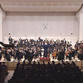 セイジ・オザワ松本フェスティバル オーケストラコンサート2018(12月23日 日曜 午後1時55分)