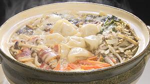 きのこマイスター杉浦太陽が提案 信州水餃子鍋で寒さを吹き飛ばせ!