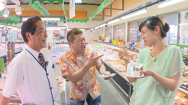 あるるんの海 カキ試食(古賀シュウ・小林知美)|夏を遊びつくせ!長野&新潟 山と海