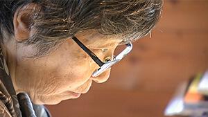 野村陽子植物細密画館開館10周年記念「花は自然に生きている」(9月28日 土曜 午後3時30分)
