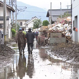 abnステーションスペシャル 命を守る ~台風19号災害 1カ月~(2019年11月18日 月曜 夜7時)