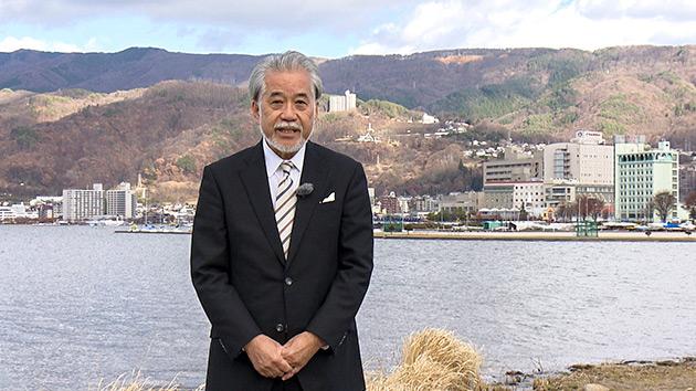 新春トップインタビュー2020(2020年1月2日 木曜 午後5時30分)