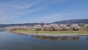 赤砂崎公園(下諏訪町)