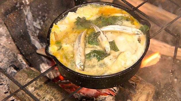 ベアーズ島田キャンプ・野外料理|ヒロシの信濃大町よくばりキャンプ(2020年9月26日 土曜 午後3時)