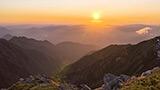 中央アルプスの夕影 よみがえれ〝神の鳥〟特別編