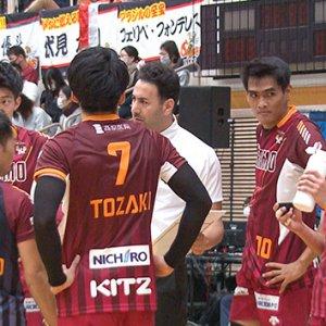 Vリーグ VC長野トライデンツ × 東レアローズ(2021年2月21日 日曜 午前10時)