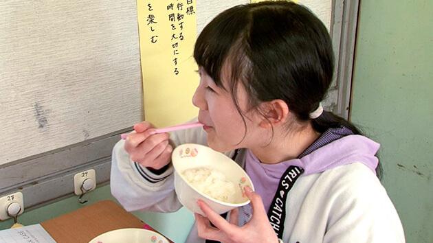 学校給食のススメ(3月28日 日曜 午前10時55分)