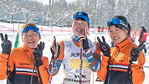 飯山高校 スキー部
