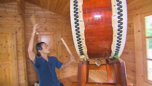 和太鼓奏者 abn・八十二ふるさとCM大賞NAGANO 第20回記念 ゆるいなか信州池田町