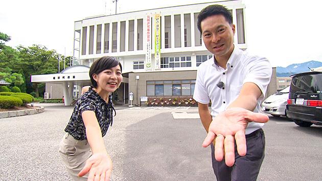 abn・八十二ふるさとCM大賞NAGANO 第20回記念 ゆるいなか信州池田町(2021年8月28日 土曜 午後3時30分)