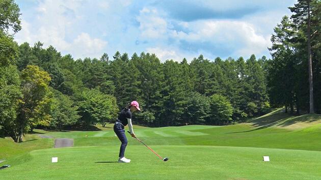 第12回abn佐久市ジュニアゴルフ大会(2021年8月29日 日曜 午後3時20分)