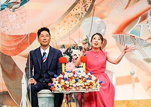 上田市・流石さん夫婦 新婚さんいらっしゃい!