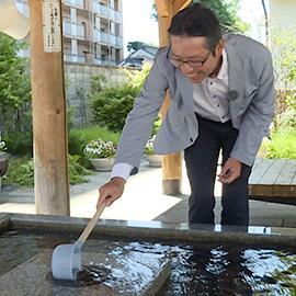 松本城下・名水と人情の潤いめぐり(6月4日(土)午前10時30分放送)