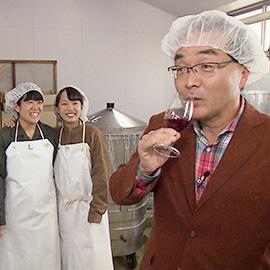 桔梗ヶ原ワインバレーを行く(11月5日土曜日 午前11時放送)