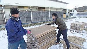 冬の技・天然寒天づくり(いいね!信州スゴヂカラ)