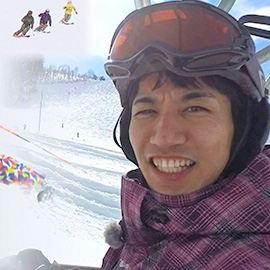 五輪選手比率No.1の村 野沢温泉村(2月18日土曜日 午前11時放送)