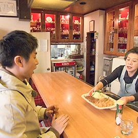 大町ぶらり・昭和レトロなアーケード街(3月25日土曜日 午前11時放送)