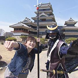 国宝 松本城にまつわるウラ話(4月29日土曜日 午前11時放送)