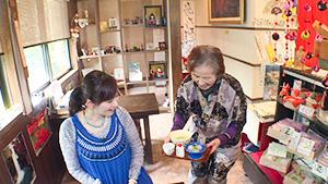 猿庫の泉にまつわるおいしい話(いいね!信州スゴヂカラ)| 和菓子店「赤門や」