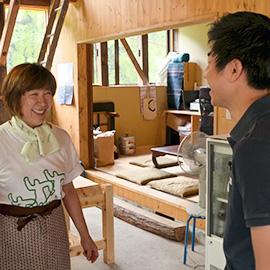 信州新町 信級 山の中に食堂ができたぞ!(9月9日 土曜 午前11時放送)