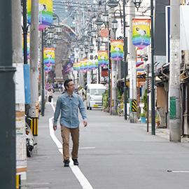 長野市西鶴賀・明治が残る下町ぶらり(10月21日 土曜 午前11時放送)