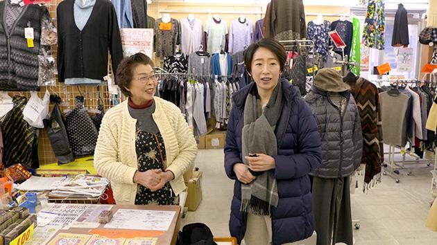 須坂ショッピングセンター 半世紀物語(いいね!信州スゴヂカラ)