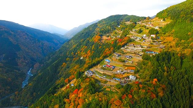 下栗の里|遠山郷 秋の絶景と魅力さがし(いいね!信州スゴヂカラ)