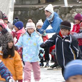 日本のスケート競技は諏訪地域から始まった!(2月2日 土曜 午前11時)