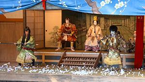 大鹿歌舞伎|春を先取り!大鹿村のスゴヂカラ