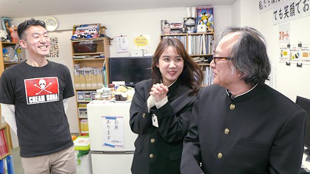 パソコン教室みっぷす(学生服のクライシ)|長野駅東口をぶらり