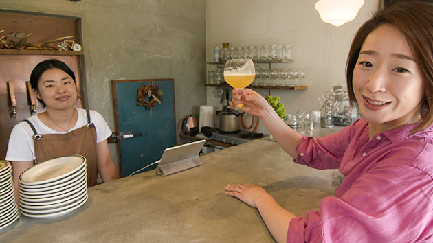 イナデイズブルーイング 多彩な魅力を紡ぐ~信州のクラフトビール職人