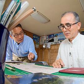 登って描いて350山~信州山歩き地図(9月28日 土曜 午前10時45分)