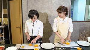 大槻アナ・ジュエルフルーツクリエイター 戸谷澄子|信州産フルーツを美味しく!美しく!