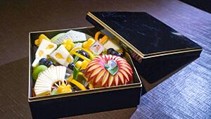 ジュエルフルーツ(SUWAガラスの里レストラン)|信州産フルーツを美味しく!美しく!