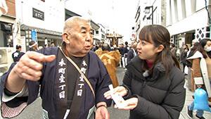 松本あめ市|受け継がれる 城下町のあめ文化