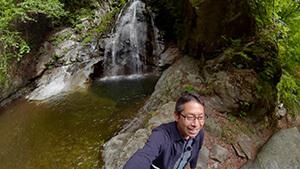 秘境の滝・伊那谷屈指の名瀑 はんにちドライブ 県道210号 西伊那線を行く