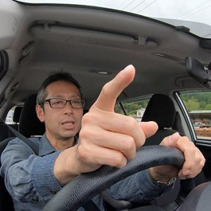 はんにちドライブ 県道210号 西伊那線を行く(6月6日 土曜 午前10時45分)