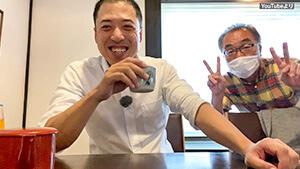 松坂彰久アナウンサー・大西祐次郎YouTubeチャンネル|信州から発信!趣味が副業になったユーチューバー