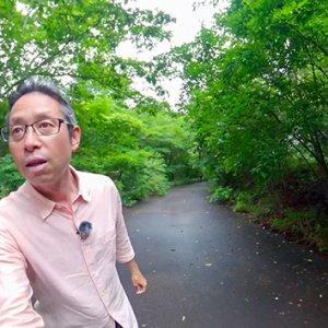 はんにちドライブ4 県道55号を行く|草田敏彦
