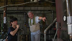 富士の湯・三代目と四代目 昔ながらの銭湯を継ぐ!24歳4代目の挑戦