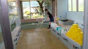 富士の湯 浴槽 昔ながらの銭湯を継ぐ!24歳4代目の挑戦