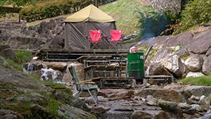 絶景ドラム缶風呂・せいなの森キャンプ場|南信州をキャンプの聖地に