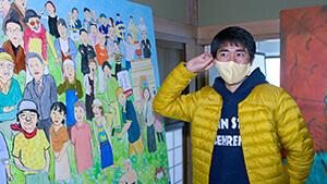旧藤屋旅館 おさんぽ先生 木祖村編 薮原宿で見た!芸術の向こう側